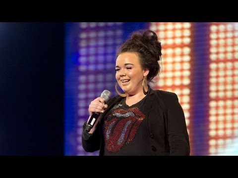 Amy Mottrams audition  Adeles One And Only  The X Factor UK 2012