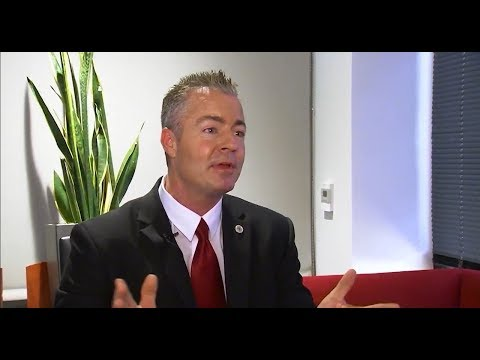 California Governor's Race: State Assemblyman Travis Allen