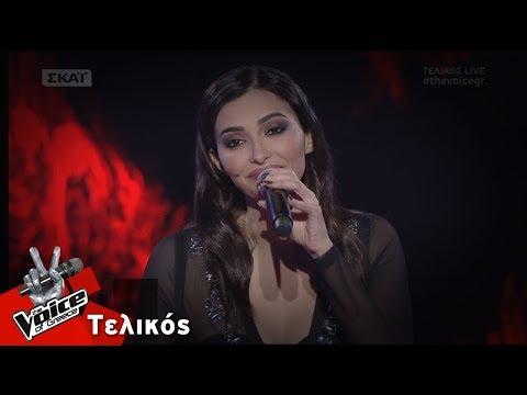 Χριστοδούλα Τσαγγαρά - Τα λέμε | Τελικός | The Voice of Greece