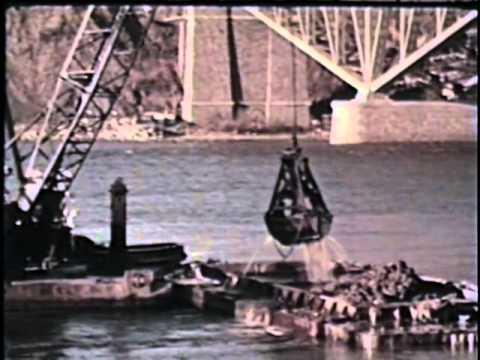 Capsule 2 - La construction du pont Pierre Laporte - Ville de Québec, Canada