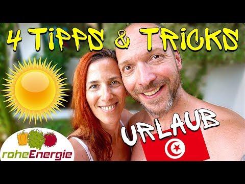 4 Tipps und Tricks für den Urlaub
