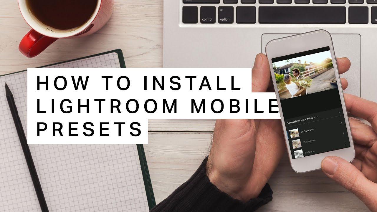 How to Install Lightroom Mobile Presets + 5 Free Presets!