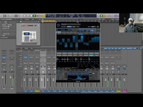 Xfer Records Nerve Drum And Loop Plugin (Workflow + Demo)