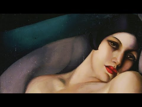 Tamara De Lempicka 1898-1980   Art Déco