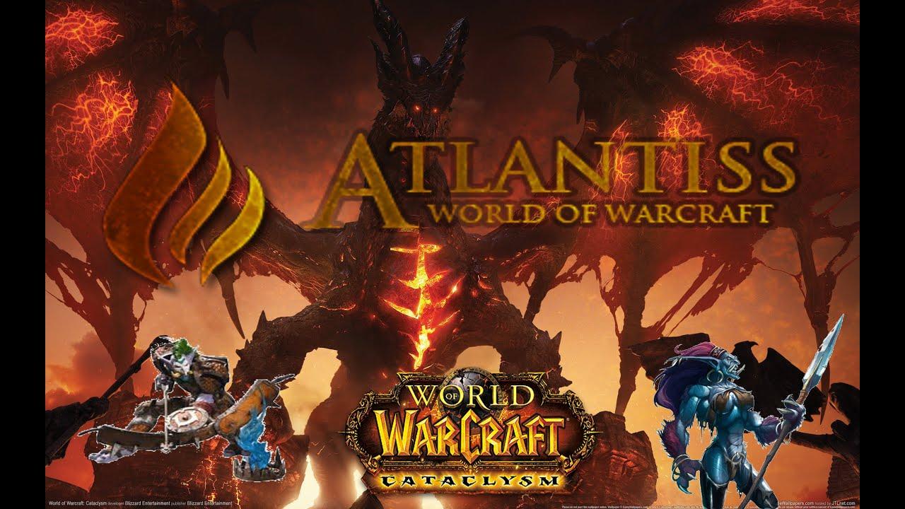 world of warcraft cataclysm serveur priv