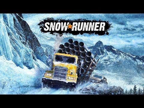 SNOWRUNNER MED WHIPPIT  TRUCKERS UNITE