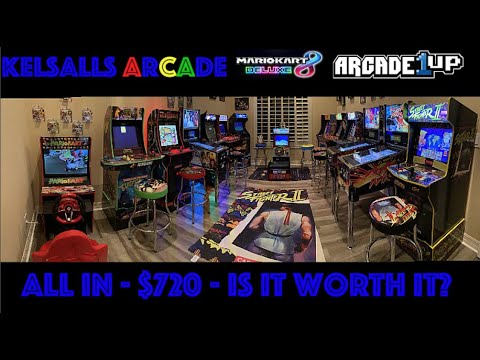 Mario Kart Arcade1up Mod How To and Review. Is this worth over $700 to do? from Kelsalls Arcade