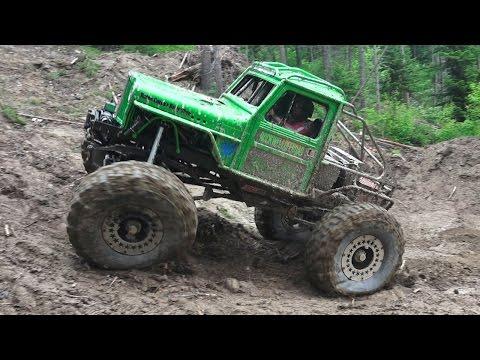 Trucks Gone Wild Michigan >> WILD AND CRAZY MUD BOG RUN!!! | Doovi