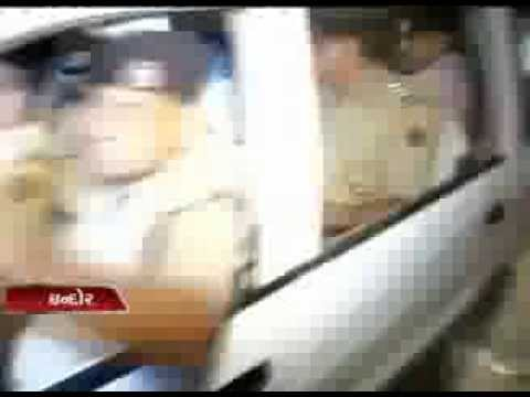 Sandesh News Jodhpur Police arrested Asaram bapu from Indore asharam at midnight Travel Video