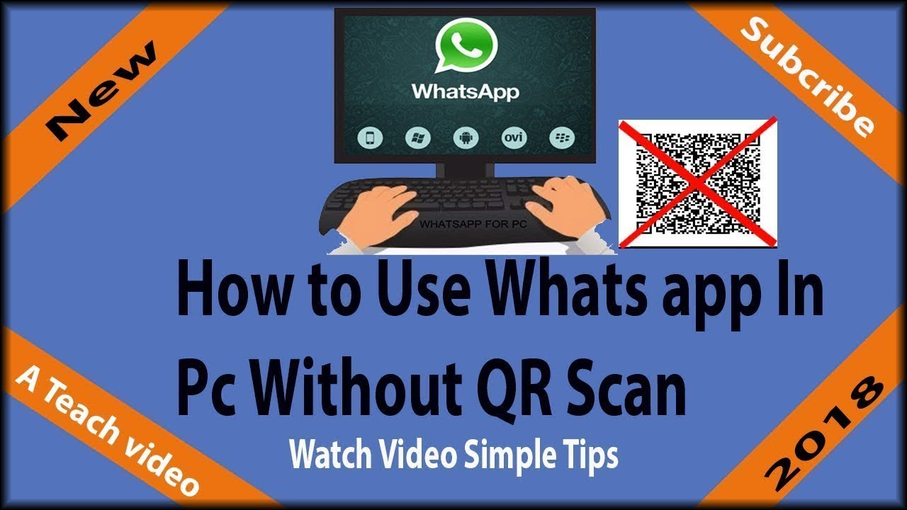 software for running whatsapp on pc