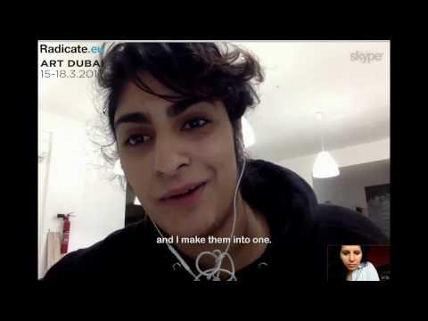 Sarah Abu Abdallah, Shortlisted Artist (Abraaj Group Art Prize 2017)