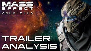 Mass Effect: Andromeda | Game Awards Gameplay Hidden Gems Trailer Analysis