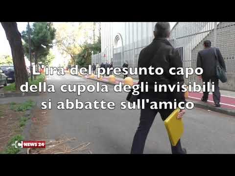 Reggio Calabria Processo Gotha intercettazioni Inuso