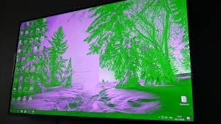 [Возможное решение для ПК] Зелёный экран на TELEFUNKEN TF-LED65S37T2SU