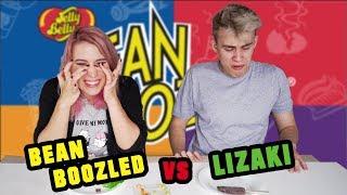 Bean Boozled vs. Lizaki 😱 Blowek i Aga Grzelak - Aga Testuje #37   Agnieszka Grzelak Vlog i Blow