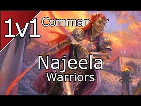 1v1 Commander - Najeela Warriors