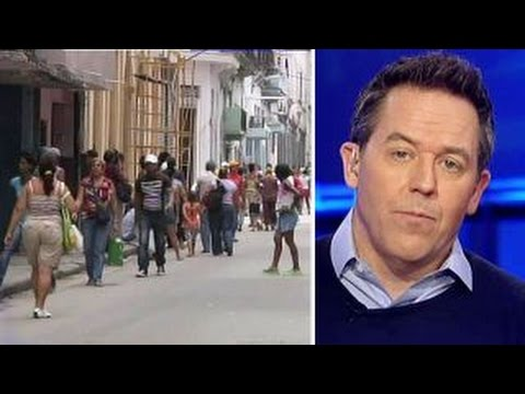 Gutfeld: Media quick to romanticize Cuba's plight