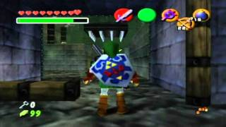 Zelda: Ocarina of Time Walkthrough Part 18A: Shadow Temple (Normal Version)