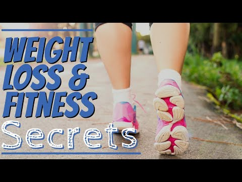 """Walking"" A Great Exercise for Weight Loss & Fitness, If You Know These Secrets!"