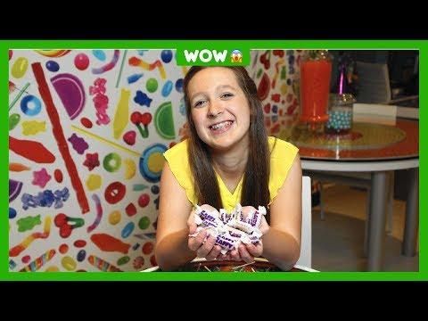 Alina (13) is miljonair door haar zelfbedachte lolly's