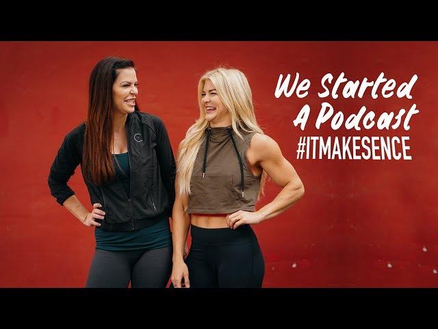 Brooke Ence - We Started a Podcast