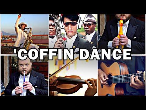 Who Played It Better: COFFIN DANCE MEME (Bass, Sax, Chicken, Flute, Guitar, Violin)