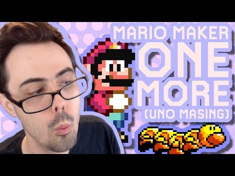 They keep getting better, so we better do ONE MORE #12 [SUPER MARIO MAKER]