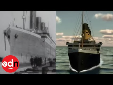 Replica Of RMS Titanic Will Have Maiden Voyage In 2022