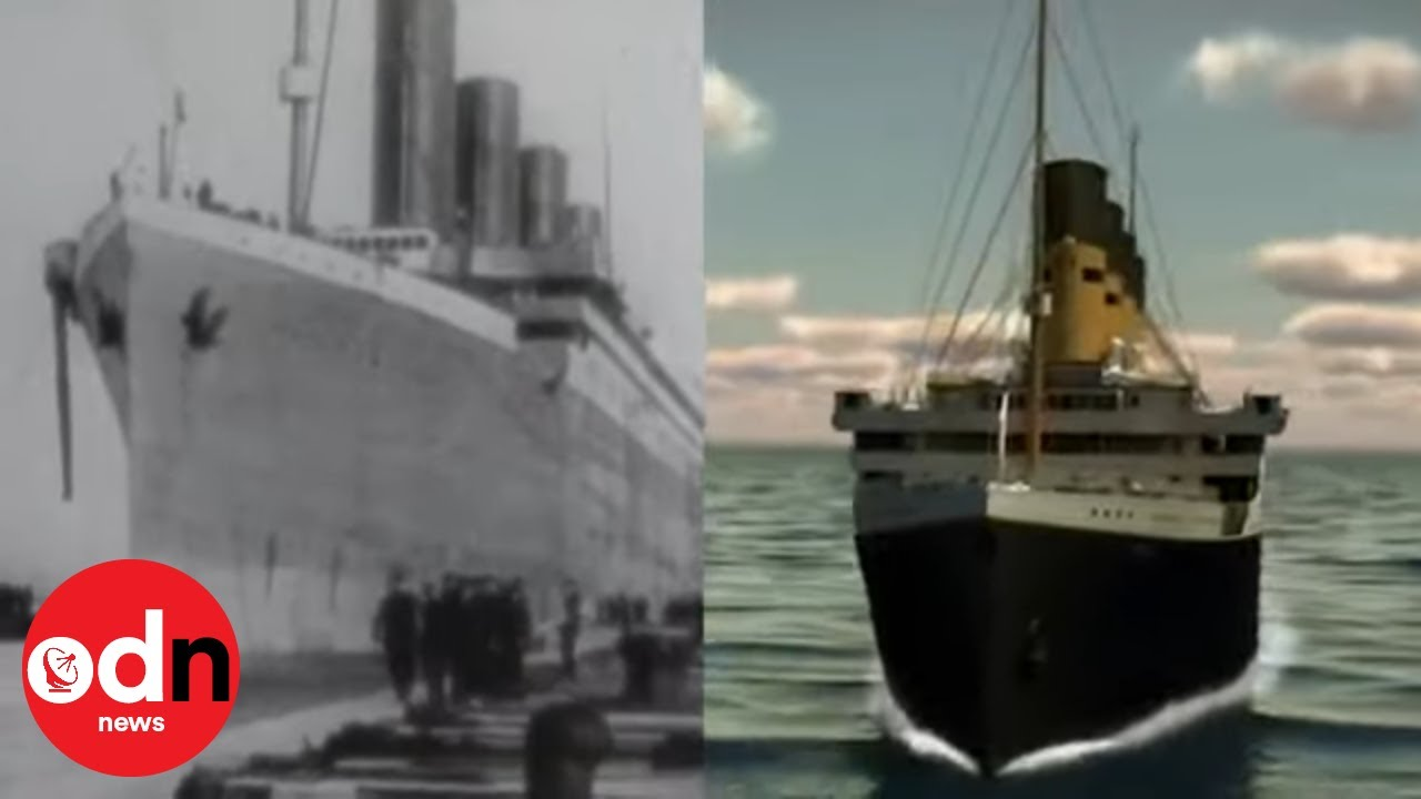 Replica Of Rms Titanic Will Have Maiden Voyage In 2022 Youtube