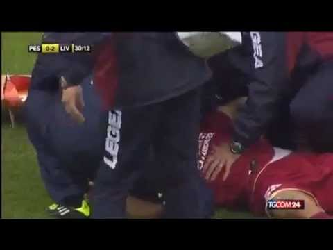 Piermario Morosini Italy Footballer Dies After Collapse On Pitch 14 April 2012 Part 2/2