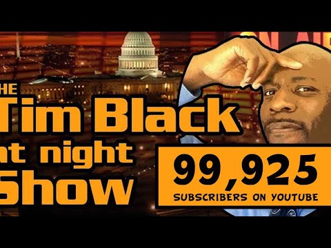 Tim Black Saved Progressives W/ Objective Journalism