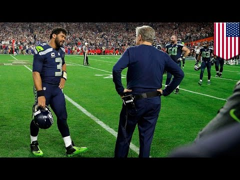 Worst Call Ever? Super Bowl XLIX handed to Patriots after Seattle opt to pass on The Beast