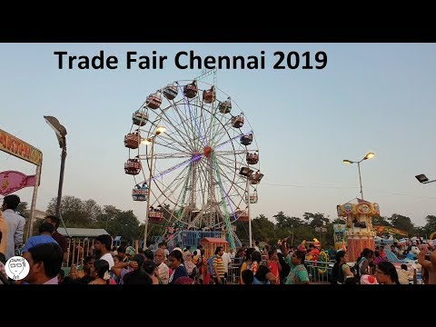 Trade fair 2019 Chennai | Theevu Thidal Exhibition