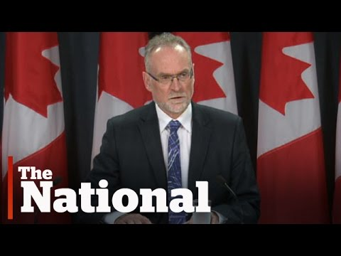 Auditor general's review of Senate spending