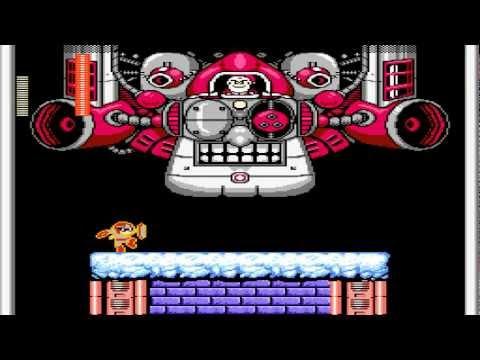 Megaman's Christmas Carol REMIX - Protoman (Hard Mode)