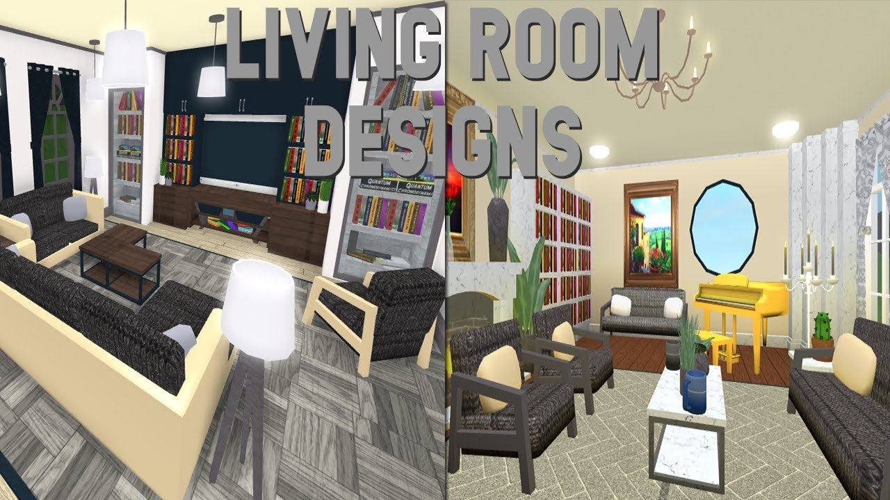 Roblox Room: Roblox Bloxburg - YouTube