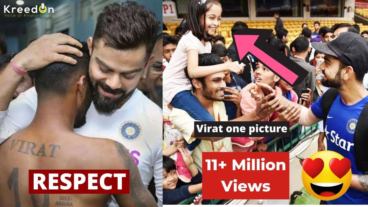 Download Superhit | 12 Virat Kohli Heart Touching Fan Moments That'll Make You Cry | King Kohli
