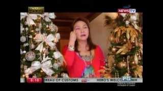 Powerhouse: Ang tahanan ni Tita Mel at ang Pasko kasama ng GMA Kapuso Foundation