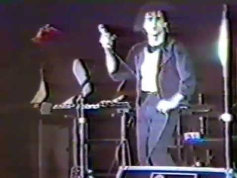 Ministry concert - July 20, 1983