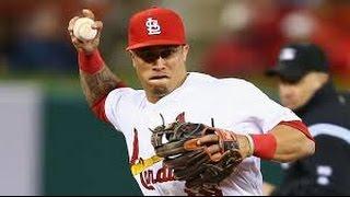 Kolten Wong Highlights 2015 || St. Louis Cardinals || HD