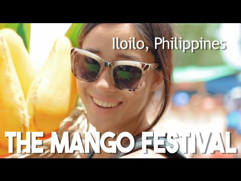 The Largest Mango Festival in the World (Philippines, Guimaras Manggahan)