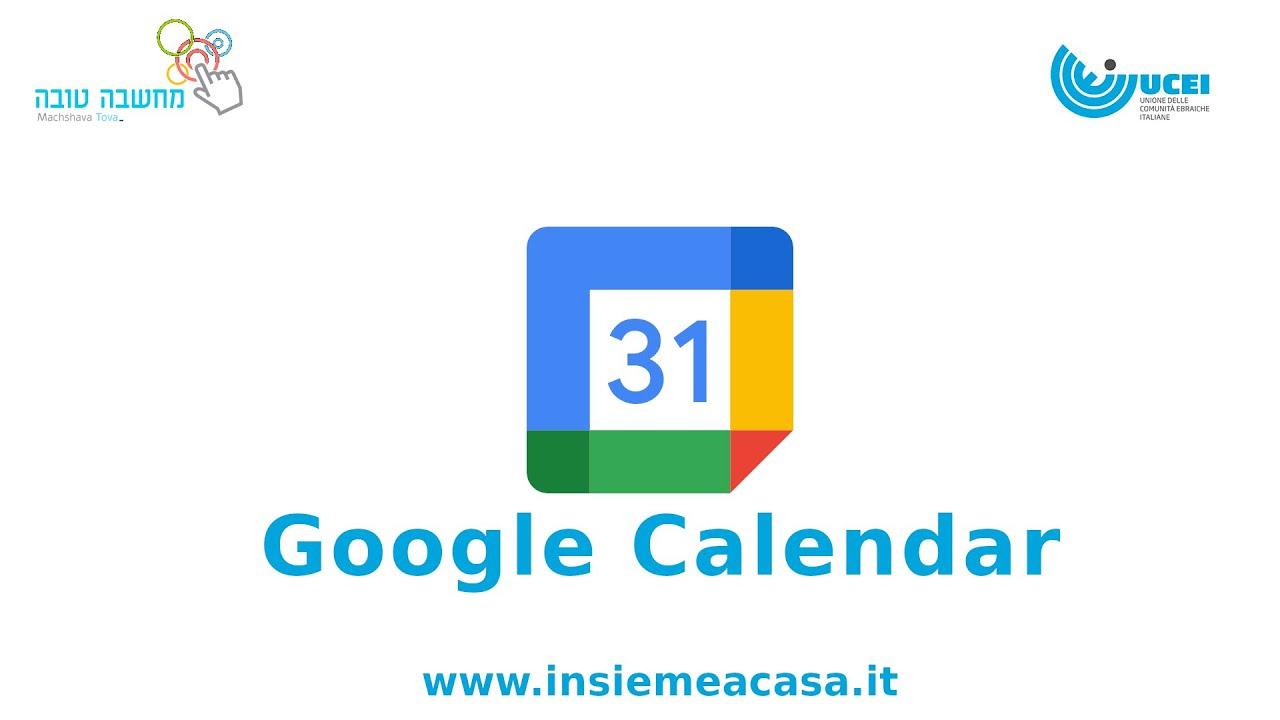 Google Calendar: come usarlo al meglio
