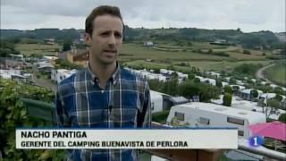RTVE ASTURIAS DÍA DEL CAMPING 2017