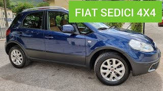 Test Drive POV : FIAT Sedici 4X4 1.6 Benzina