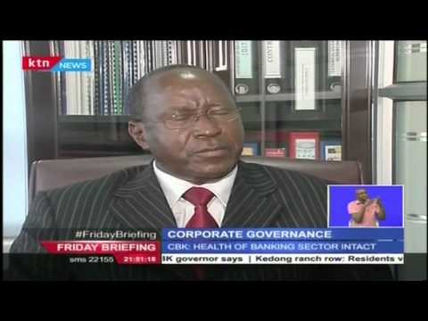 Corporate governance issues causing bank liquidity problems