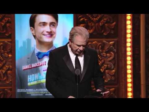 Tony Awards 2011 Acceptance Speech - John Laroquette