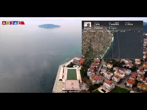 New World Distance Record with DJI INSPIRE 1