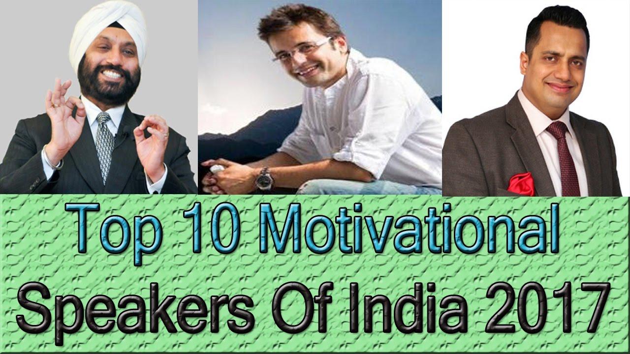 Top 10 Motivational Speakers In India 2018   inspiring ...