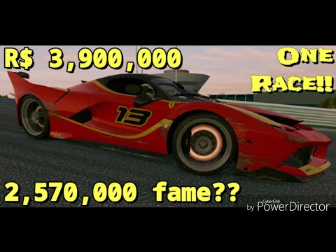 One Race, One HUGE Payout!! RR3 CC