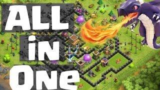 ALLES IN EINEM SPECIAL || CLASH OF CLANS || Let's Play Clash of Clans [Deutsch/German HD]